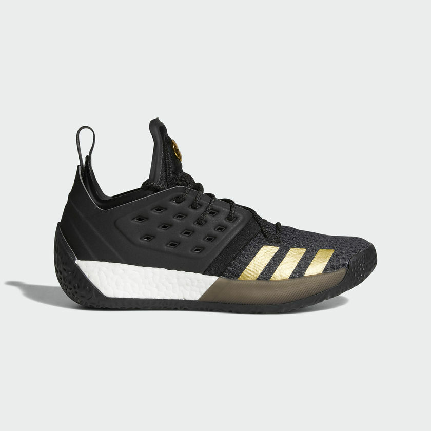Adidas BasketBall Mens Harden Vol. 2 Shoes Size 7 to 13 us AH2215 BACK TO SCHOOL