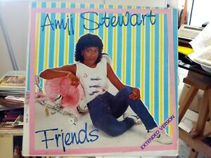 Amii Stewart Friends (Extended Version) Italy Rca PC 6763 LP