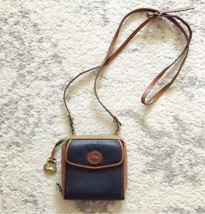vintage small crossbody Bag / Wallet