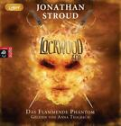 Das Flammende Phantom / Lockwood & Co. Bd.4 von Jonathan Stroud (2016)