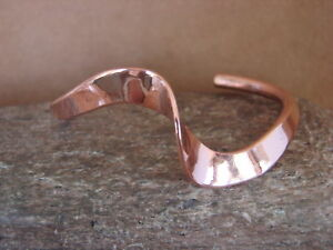 Native-American-Indian-Jewelry-Copper-Bracelet-by-Skeets