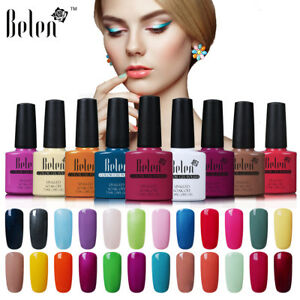 Belen UV LED Soak-off Gel Nail Polish Top Base Coat Primer Hot Salon 10ML 01