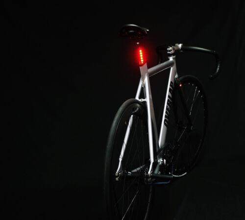 Lightskin LED light bicycle seat post fixie single speed 27,2mm