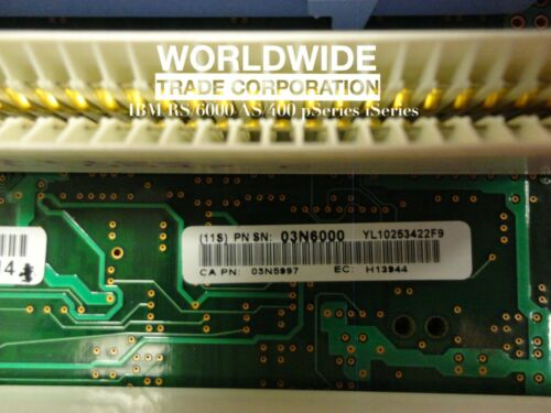 IBM 03N6000 28D2 Ultra320 SCSI 4-Pack 7029-6x3 9114-275 9111-520 pSeries