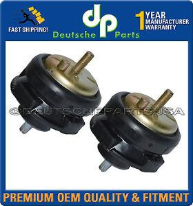 PORSCHE 928 928S 928S4 GTS S4 ENGINE MOTOR MOUNT MOUNTS L + R 92837503900 SET