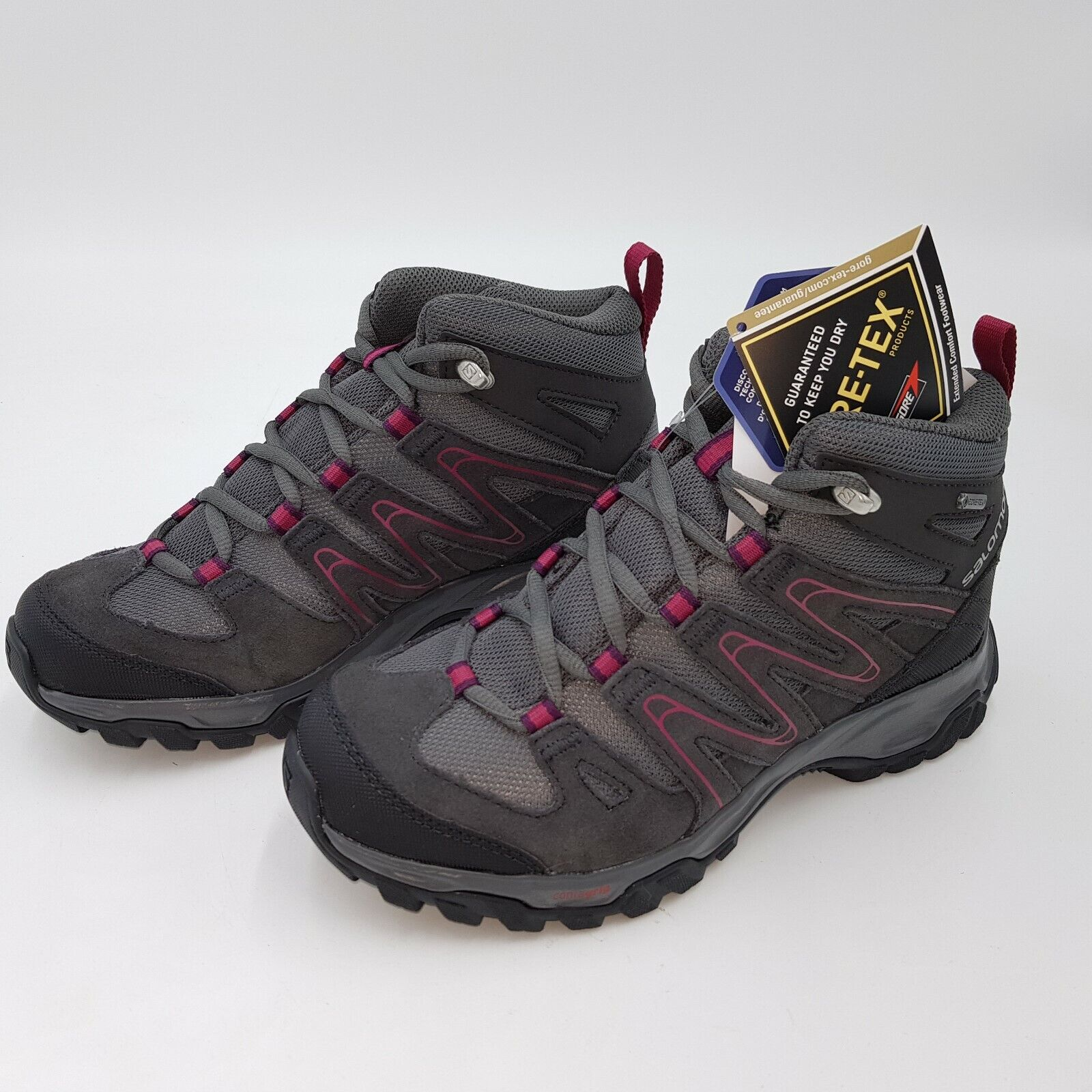 Salomon Campside MID 5 GTX® W - Gr 39 1 3  - UK 6 - NEU (404890)