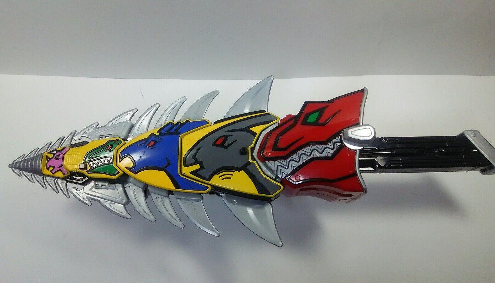 KENTROSPIKER  Power Rangers Dino Change Zyuden Sentai Kyoryuger    BANDAI Toys