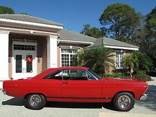 1966 Ford Fairlane BLACK