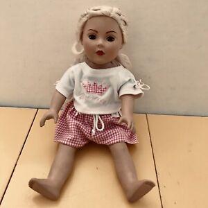 "Madame Alexander Doll 18"" Tall Vintage 2009"