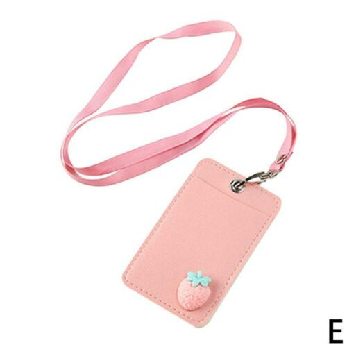 11.5*7cm Lanyard Neck Strap with Metal Clip for Keys Fob ID Card Badge-Holder.