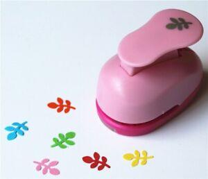 Paper Flower Cutter Tool 15mm 5//8/'/' Craft Punch DIY Puncher Paper Cutter Supply