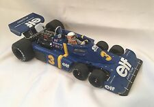 1:18 Exoto elf Tyrrell Ford P34 6-Wheeler Jody Scheckter RARE! Please Read!!