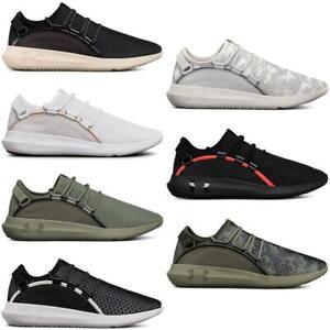 Under-Armour-RailFit-Herren-Sneaker-Sportschuhe-Sportstyle-Schuhe-Turnschuhe