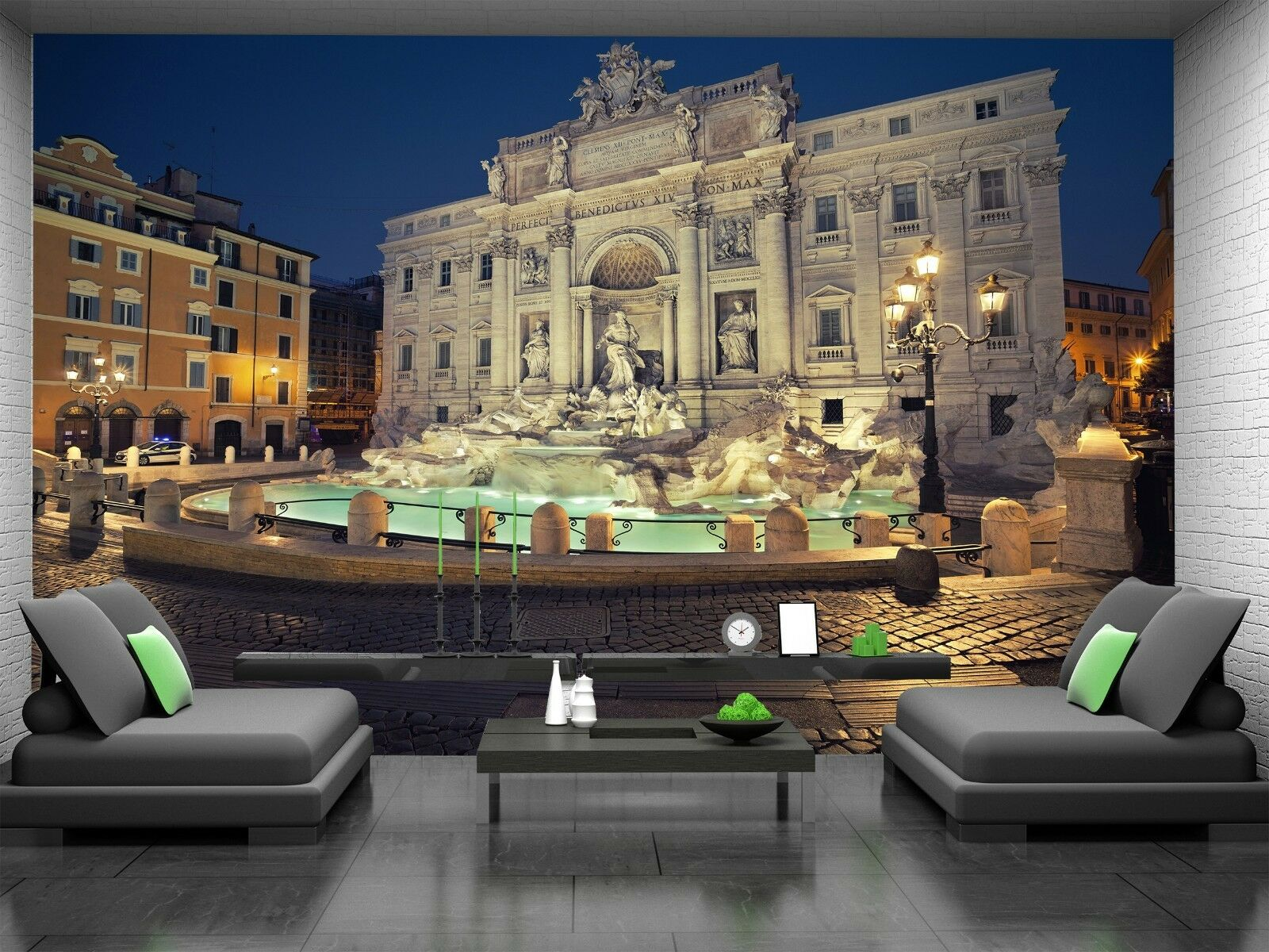 Rome III  Wall Mural Photo Wallpaper GIANT DECOR Paper Poster Free Paste