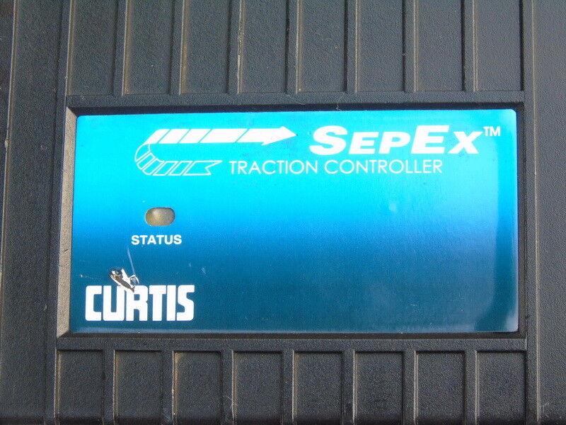 Curtis Sepex Controlador de de de CC bomba de motor de tracción 5ad09b