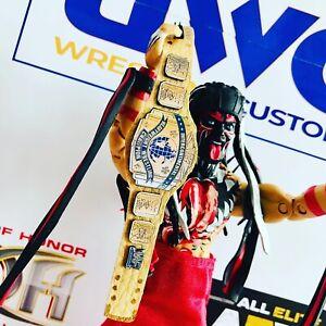 WWF-WWE-intercontinental-de-imitacion-de-cuero-correa-de-oro-para-Mattel-Jakks-Hasbro-Figuras