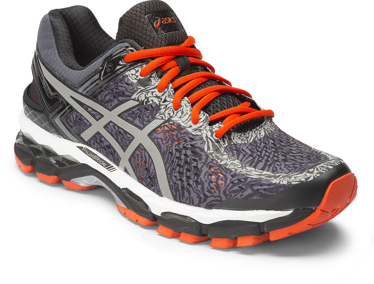 Asics Gel Kayano 22 Lite-Show Mens Runners (D) (7393) + FREE AUS DELIVERY