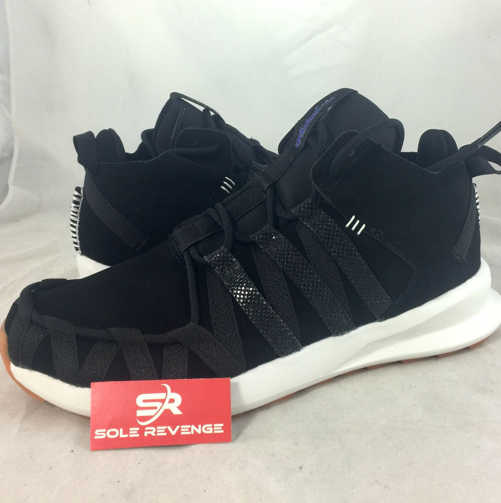 New! adidas Originals SL LOOP MOC Core Black Night Flash C770Mens Superstar