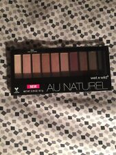 Wet N Wild Au Naturel Eye Shadow Palette Nude Awakening