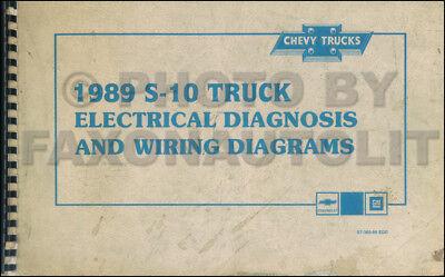 89 s10 blazer wiring schematic 1989 chevy s 10 pickup s10 blazer wiring diagram manual chevrolet  1989 chevy s 10 pickup s10 blazer