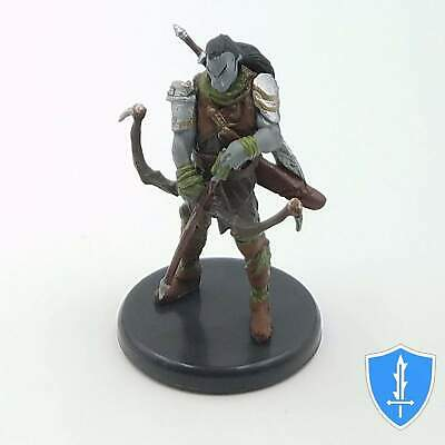 Ziraj the Hunter, Half-orc Ranger - Waterdeep Dragon Heist #09 D&D  Miniature | eBay