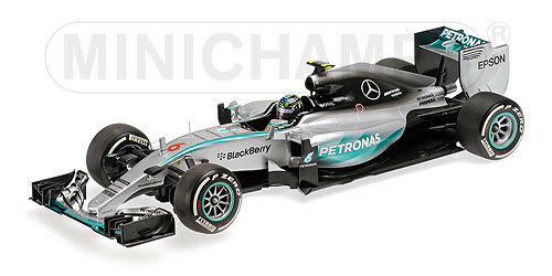 Mercedes amg petronas f1 1,18 110150006 minichamps