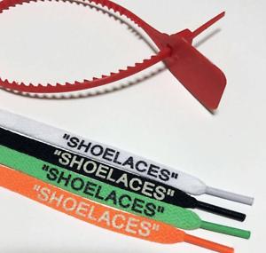 Nike-X-blanco-apagado-034-cordones-034-Plano-Cordones-10-Colores-incluye-amarra-blanco-roto