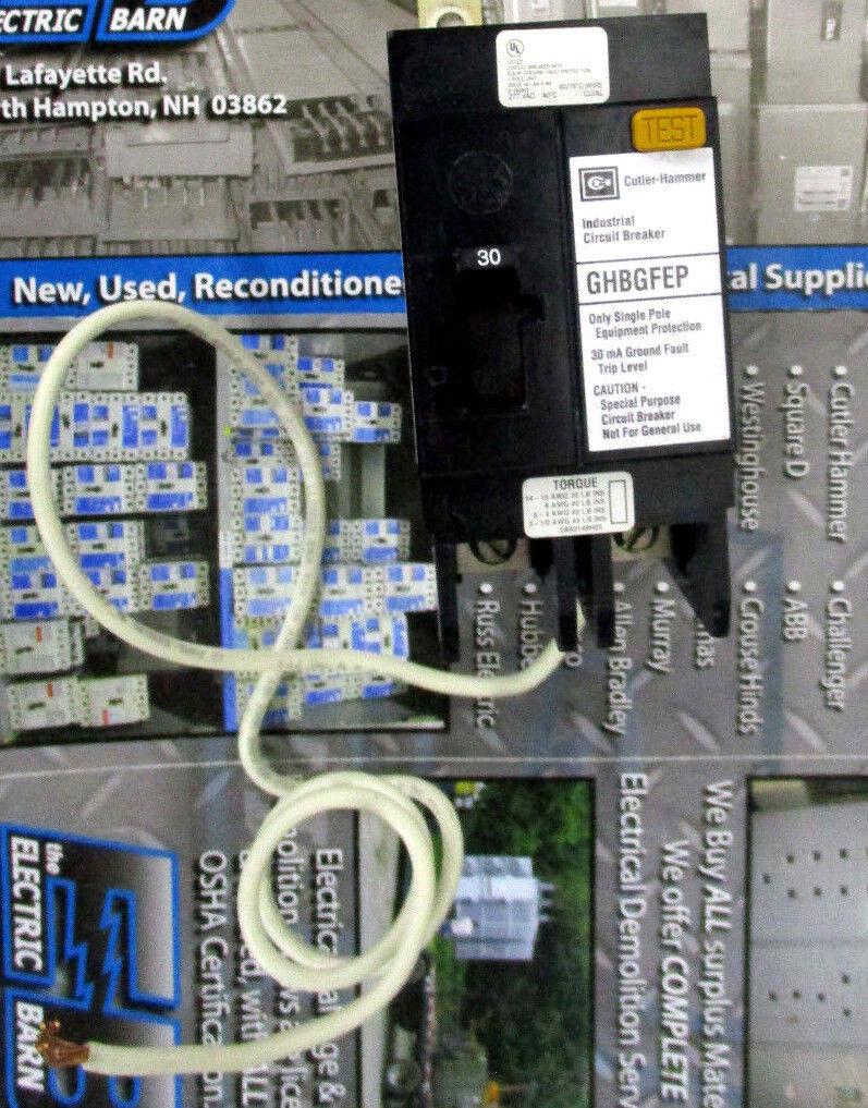 wiring 220 volt epd breaker wiring diagram all data  load tested cutler hammer ghbgfep1030 1 pole 277 volt 30 amp bolt wiring 220 volt epd breaker