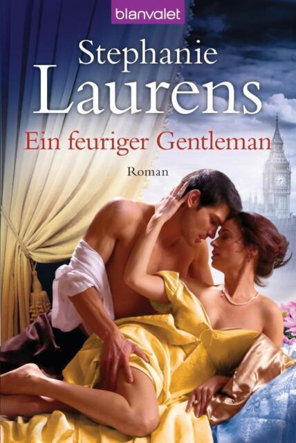 Ein feuriger Gentleman von Stephanie Laurens (2012, Taschenbuch)