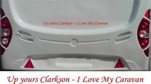 CARAVAN-MOTORHOME-FUNNY-STICKER-UP-YOURS-CLARKSON-I-LOVE-MY-CARAVAN