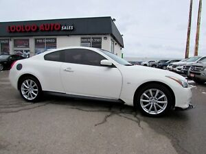 2014 Infiniti Q60 Coupe AWD Premium Pkg Camera Sunroof Certified