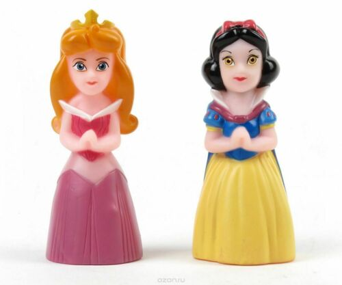 Avrora and Belosnezhka new Set of 2 toys for bath