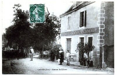 (s-104404) France - 46 - Lauzes Cpa 50% Korting