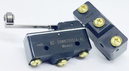 1PC BZ2RW8255516A2 MICRO SWITCH HONEYWELL SWITCH SNAP ACTION SPDT 15A