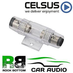 Helix D uno 1 Canal Mono clase D amplificador con capacidad de 1 Ohm Coche Hi-fi HA11108