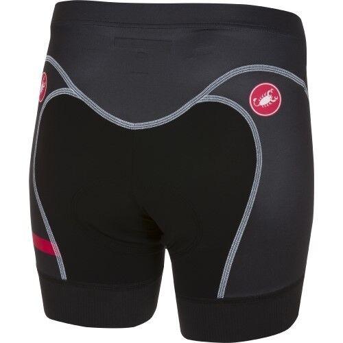 2021 Details about  /Castelli Women/'s Free Tri Short Short
