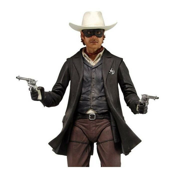 Neca der lone ranger maßstab 1  4 new in box 18  - action - figur