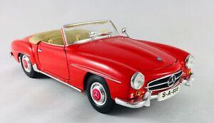 1-18-Maisto-Mercedes-Benz-190-SL-1955-sans-boite