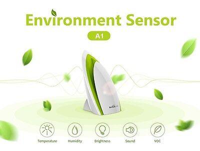Smart Home Broadlink Universal Wifi Remote Controller+A1 E-Air Quality Detector