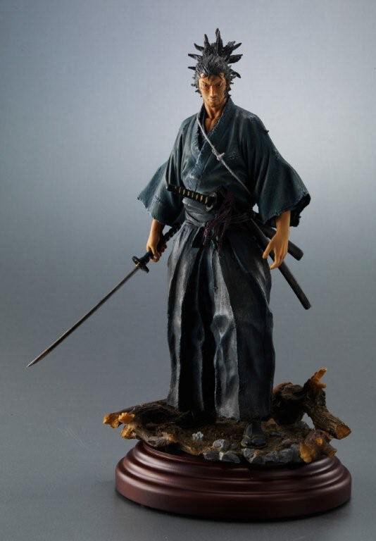 The spirit collection of Inoue Takehiko Vol.1 VAGABOND MUSASHI Figure TKHoldings