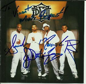Ideal-signed-cd