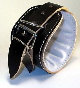 Gym Sangle De Cheville Câble Extension En Cuir Noir Bride Cheville (Simple)-afficher le titre d`origine 2KO5L2lH-07165925-738217246