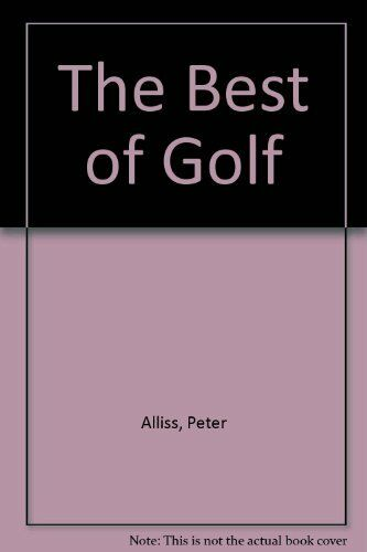 The Best of Golf,Peter Alliss, Bob Ferrier