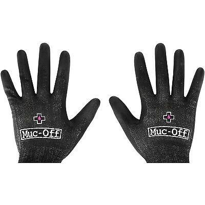 Muc-Off 153 Medium Mechanics Gloves Motorcycle Bike Bicycle Maintenance Glove Pa