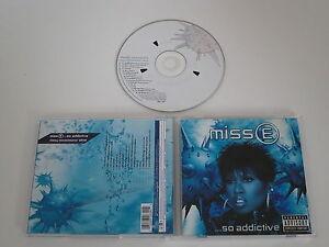 Missy-Elliott-Miss-E-so-Addictive-Goldmind-Elektra-7559-62639-2-CD-Album