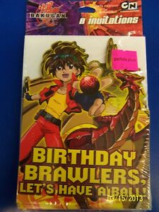 Bakugan battle brawlers anime manga cartoon kids birthday party image is loading bakugan battle brawlers anime manga cartoon kids birthday filmwisefo