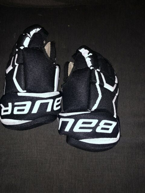 """Bauer Supreme 150 Ice Hockey Gloves Youth Size 8"""" 20cm"""