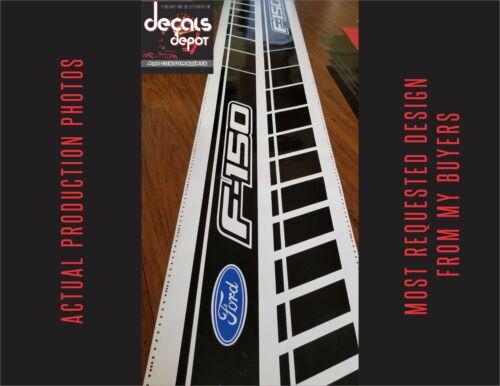 F250 F350 XL XLT Platinum King Ranch Crew Cab SVT Decal Vinyl Decal FORD F-150