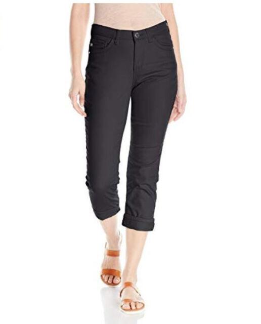 Women/'s Lee Cameron Crop Jeans El Paso Wash Size 14 M