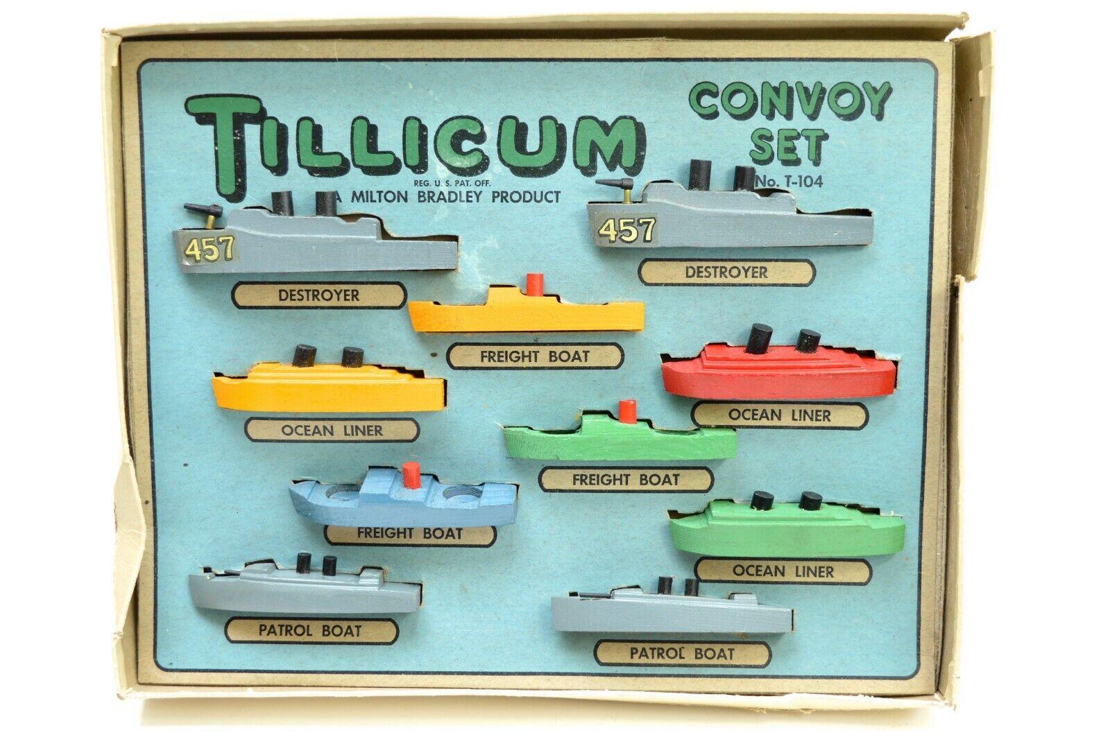 Nej, T -104 CORVOY SET.